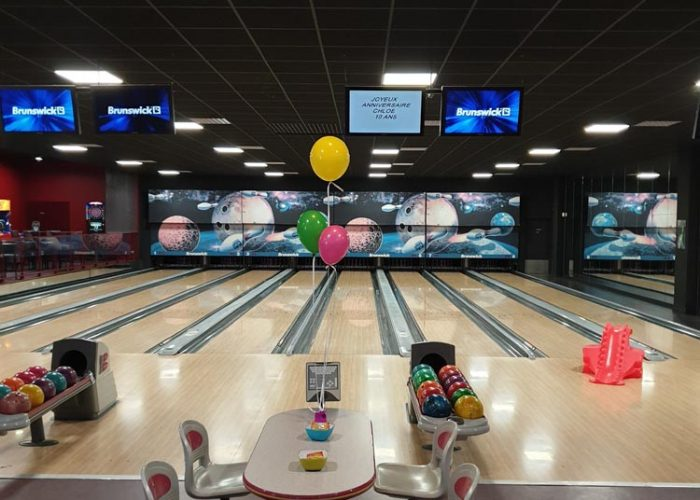 pistes de Bowling Vitré